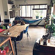 Lounge/コーヒーテーブル/カフェテーブル/DIY/DIY テーブル/鉄脚テーブル…などに関連する他の写真