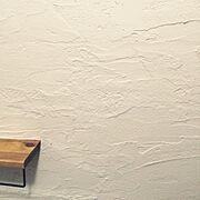 DIY/珪藻土/On Walls…などのインテリア実例