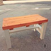 椅子DIYのインテリア実例