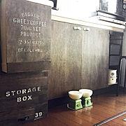 ゴミ箱のインテリア実例