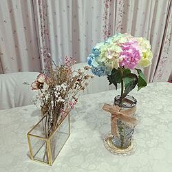 棚/紫陽花のインテリア実例 - 2021-05-14 17:57:19