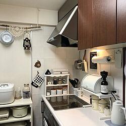 マンション/山善/yamazen/くらしのeショップ/キッチンのインテリア実例 - 2019-09-30 07:36:55