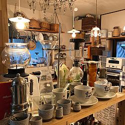 キッチン/ダイソー/古道具/キッチン/セリア...などのインテリア実例 - 2020-03-28 13:18:17