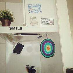 キッチン/marimekko/手作り/無印良品/IKEA...などのインテリア実例 - 2014-02-10 16:01:23