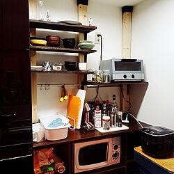 キッチン/IKEA/雑貨/DIY/ニトリ...などのインテリア実例 - 2020-02-27 19:55:33