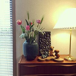 花のある暮らし/ピュアフラワー/北欧/植物のある暮らし/お花の定期便...などのインテリア実例 - 2019-03-01 09:50:43
