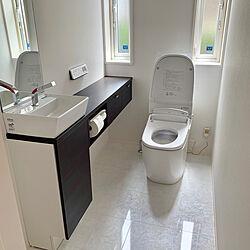トイレ/バス/トイレのインテリア実例 - 2019-07-08 19:43:45