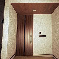 玄関/入り口/IKEA/ナチュラル/ニトリ/セリア...などのインテリア実例 - 2018-11-12 12:28:06