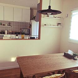 キッチン/棚のインテリア実例 - 2020-04-11 17:01:20