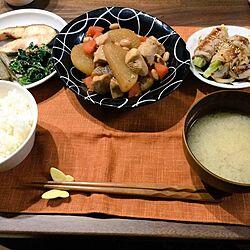 箸置き/夕飯/食器好きのインテリア実例 - 2014-12-17 12:46:25