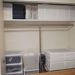 ベッド周り/skubb/IKEA/イケア/収納ボックス...などのインテリア実例 - 2017-04-14 21:34:03