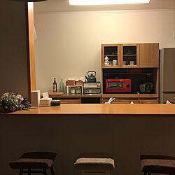 中古住宅/これからじっくりと。/わたしらしく*/キッチンのインテリア実例 - 2021-03-18 23:20:33