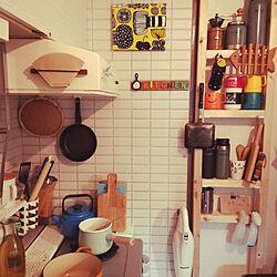 キッチン/DIY/家電のインテリア実例 - 2018-11-15 17:52:36