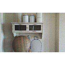 キッチン/IGやってます/スッキリ化計画/好きなもの/古道具...などのインテリア実例 - 2015-11-11 15:23:46