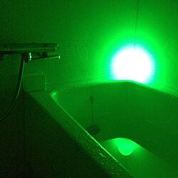 バス/トイレ/間接照明/お風呂のインテリア実例 - 2012-11-26 23:07:37