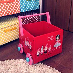 部屋全体/雑貨/おもちゃ収納のインテリア実例 - 2012-09-13 16:27:12