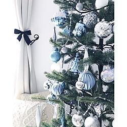 机/マイホーム記録/白が基調/白黒インテリア/クリスマスツリー...などのインテリア実例 - 2017-11-04 10:48:09