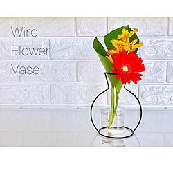 部屋全体/Bloomee LIFE/お花の定期便/100均/お花のある暮らし...などのインテリア実例 - 2018-11-26 20:06:47