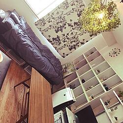 部屋全体/3COINS/無印良品/ダイソー/IKEA...などのインテリア実例 - 2017-07-26 15:38:54