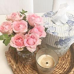 ミントの香り/キャンドル/IKEA/お花/こどもと暮らすインテリア...などのインテリア実例 - 2020-09-12 13:48:44