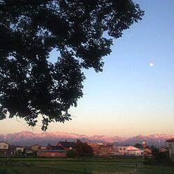 夕焼け/風景/ウッドデッキのインテリア実例 - 2013-05-23 21:28:07