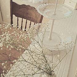 キッチン/ヴィンテージ/DIY/シャビー/ホワイトインテリア...などのインテリア実例 - 2015-12-07 22:06:43