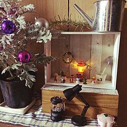 壁/天井/クリスマス/ダイソー/セリア/団地...などのインテリア実例 - 2014-11-05 21:04:51