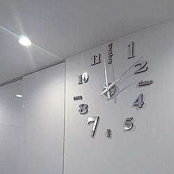 リビング/ホワイトインテリア/キラキラ/モノトーン/おしゃれ...などのインテリア実例 - 2018-02-15 10:46:40