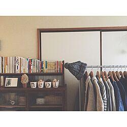 ベッド周り/地味でごめんなさい。/畳/和室/賃貸マンション...などのインテリア実例 - 2015-12-21 09:59:38