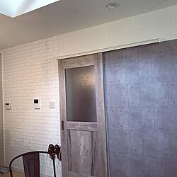 DIY/ナチュラル/カフェ風/壁/天井のインテリア実例 - 2020-08-03 07:07:38