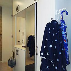 玄関/入り口/20190104/すっきり暮らしたい/建売住宅/KOMPLEMENT / IKEA...などのインテリア実例 - 2019-01-04 10:42:11