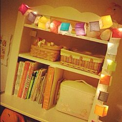 リビング/キュービストライト/IKEA/キッズスペースのインテリア実例 - 2012-11-16 10:49:00