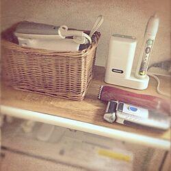 バス/トイレ/洗濯棚/DIYのインテリア実例 - 2013-09-21 14:02:40