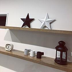 キッチン/ダイソー/IKEA/グレー好き♡/ホワイト...などのインテリア実例 - 2018-03-06 23:38:38
