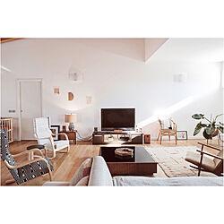 椅子/ヴィンテージ家具/海外生活/北欧ヴィンテージ/自然素材...などのインテリア実例 - 2019-06-19 01:04:00