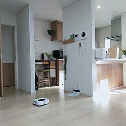 部屋全体/アイロボット/新生活フェス2021/ブラーバ/ロボット掃除機...などのインテリア実例 - 2021-03-23 12:47:24