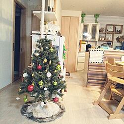 部屋全体/クリスマスツリーのインテリア実例 - 2019-11-04 23:19:14