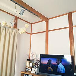 柔らかな時間/珪藻土の壁/キャンバスは白/秋の気配/映画のインテリアに憧れる...などのインテリア実例 - 2017-09-02 10:48:24