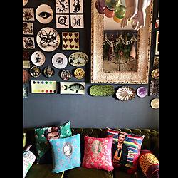 Kuhn Keramik/BRITISH WALL/メキシカン/Frida Kahlo/Marie Antoinette...などのインテリア実例 - 2019-06-11 07:41:08