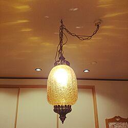 壁/天井/ライト照明/ダイニング照明/アンティークのインテリア実例 - 2016-03-11 18:04:54