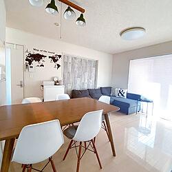 照明/15畳/IKEA ソファーベッド/IKEA サイドテーブル/サイドテーブル...などのインテリア実例 - 2020-09-04 09:53:44
