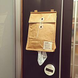 キッチン/レジ袋ストッカー/ベルメゾンのインテリア実例 - 2017-05-09 20:03:51