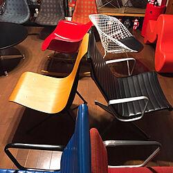 椅子/ミッドセンチュリー/椅子好き/ハーマンミラー/hermanmiller...などのインテリア実例 - 2019-06-29 09:37:53