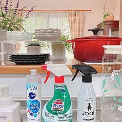 ジョアン/除菌スプレー/暮らしの味方/見ていただいてありがとうございます♡/キッチンのインテリア実例 - 2021-09-27 09:32:16