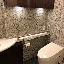 バス/トイレ/フルオートのトイレ/コメント喜びます♡/いいね、フォロー本当に感謝です♡/なかなかコメント出来なくてごめんなさい。...などのインテリア実例 - 2018-01-09 13:22:02