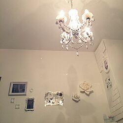 壁/天井/賃貸/ウォールステッカー/Francfranc/IKEA...などのインテリア実例 - 2015-08-14 00:50:10