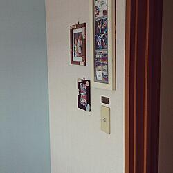 壁/天井/DIY/手作り/100均/セリア...などのインテリア実例 - 2014-09-06 19:48:32
