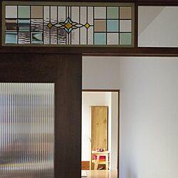 部屋全体/北欧/インテリア/北欧スタイル/寝室からの眺め...などのインテリア実例 - 2014-10-12 09:29:02