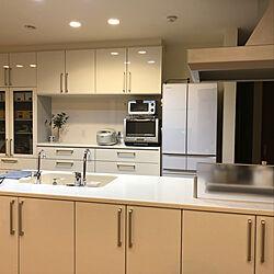 HITACHIの冷蔵庫/HITACHI/ホワイトインテリア/整理収納/住友林業平屋...などのインテリア実例 - 2020-01-30 23:53:25
