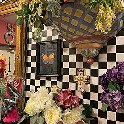 Takatori Megumi/ディスプレイコーナー/アートをインテリアに取り入れたい/アートのある暮らし/巴里のアパルトマン...などのインテリア実例 - 2020-04-16 09:26:09